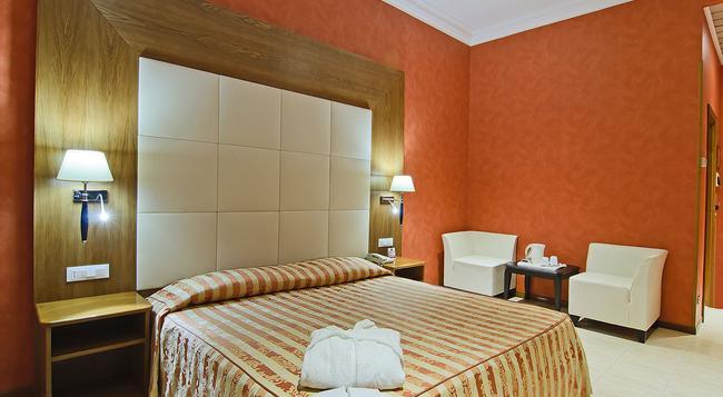 Gioberti Hotel - Rome - Bedroom