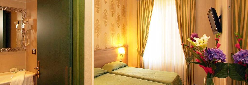 Hotel Argentina - Rome - Bedroom