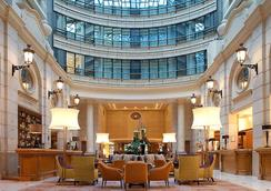 Paris Marriott Champs Elysees Hotel - Paris - Lobi
