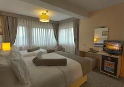 Galata La Bella Hotel - Istanbul - Kamar Tidur