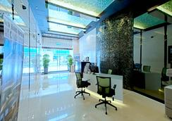 The Bauhinia Hotel - Central - Hong Kong - Lobi