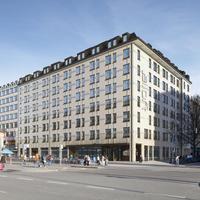 Aloft Munich Hotel Exterior - Rendering
