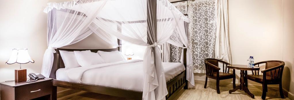 Jewelstone Hotel - Nairobi - Bedroom