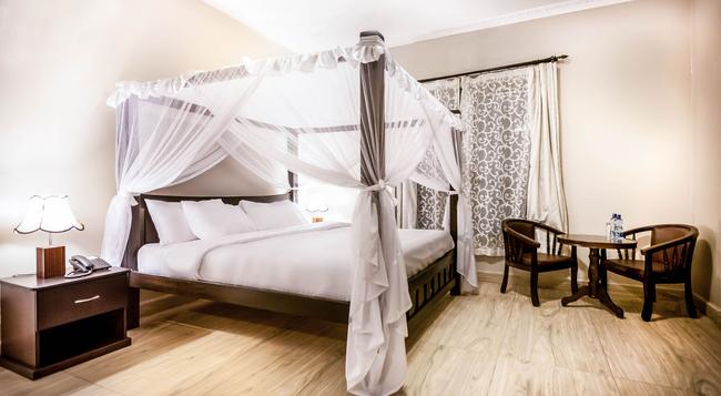 Jewel stone hotel - Nairobi - Bedroom