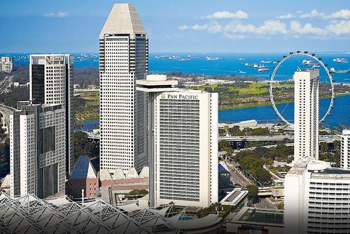 Pan Pacific Singapore - Singapura - Bangunan