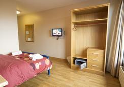 Jacobs Inn - Hostel - Dublin - Kamar Tidur