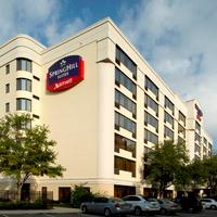 SpringHill Suites by Marriott Houston Medical Center NRG Park Exterior