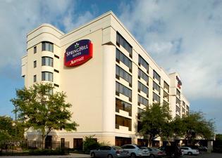 SpringHill Suites by Marriott Houston Medical Center NRG Park