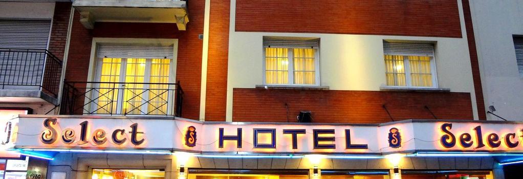 Hotel Select - Mar del Plata - Building