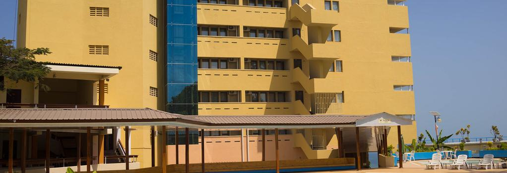 Bintumani Hotel - Freetown - Building