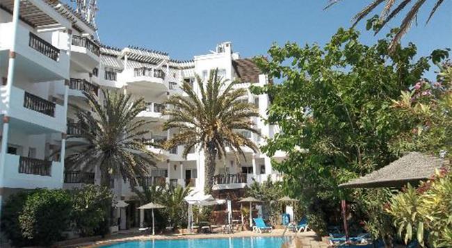 Flathotel - Agadir - Building