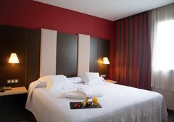 Hotel Agustinos - Pamplona - Kamar Tidur