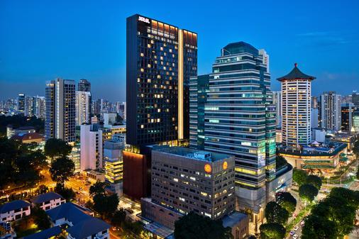 YOTEL Singapore - Singapura - Bangunan