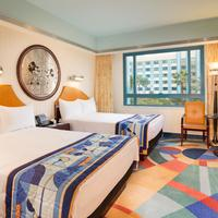 Disney's Hollywood Hotel Guestroom