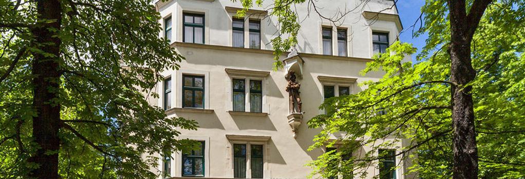 Novum Hotel Kronprinz Berlin - Berlin - Outdoor view