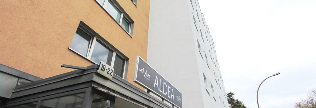 Novum Style Hotel Aldea - Berlin - Outdoor view