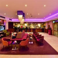 Strand Palace Hotel Lobby Sitting Area