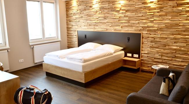 Hotel Five - Nuremberg - Bedroom