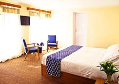 Hotel Horzay - Leh - Kamar Tidur