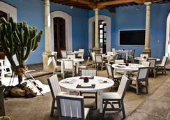 Hotel Azul de Oaxaca - Oaxaca - Restoran