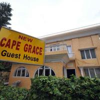 New Cape Grace Guest House Front Property view