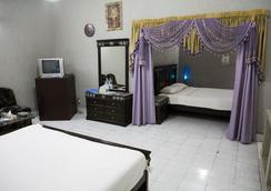 New Cape Grace Guest House - Islamabad - Kamar Tidur