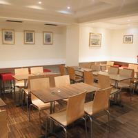 Victoria Inn London Breakfast Area