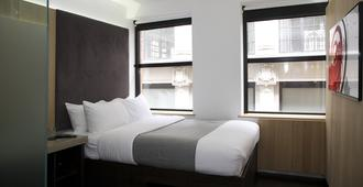 The Z Hotel Piccadilly - London - Kamar Tidur