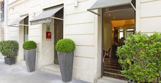 Hotel Chaplain - Paris - Bangunan