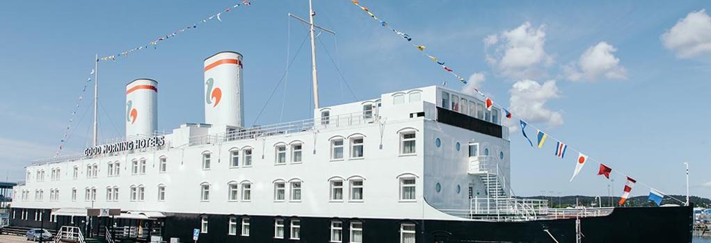 Good Morning Hotel Göteborg - Gothenburg - Building
