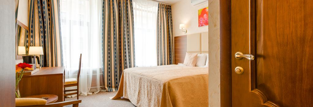 Rotas on Krasnoarmeiskaya 7 Hotel - Saint Petersburg - Bedroom