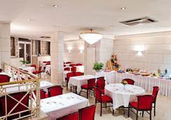 Hotel Continental - Lourdes - Restoran