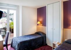 Hotel Continental - Lourdes - Kamar Tidur