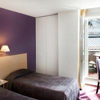 Hotel Continental Guestroom