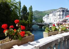 Hotel La Solitude - Lourdes - Pemandangan luar