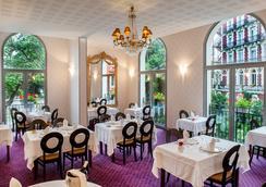 Hotel Chapelle et Parc - Lourdes - Restoran