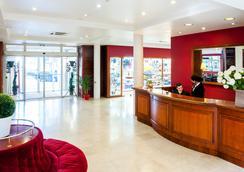 Hotel Saint Sauveur - Lourdes - Lobi