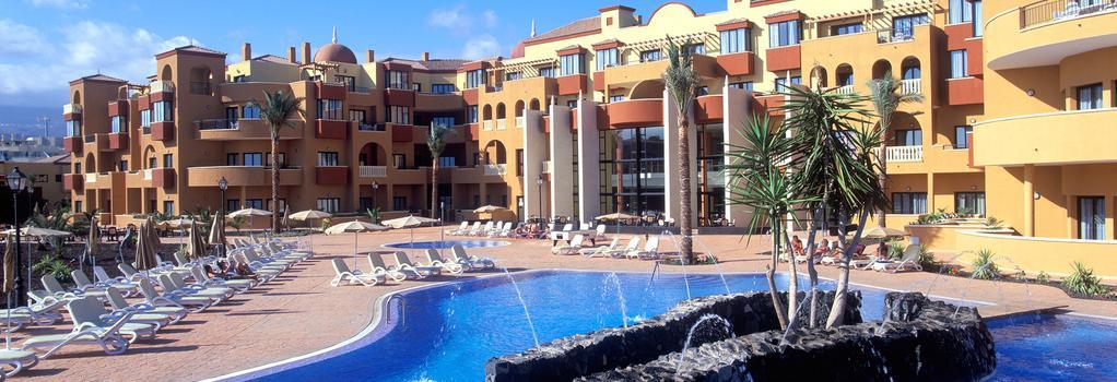 Grand Muthu Golf Plaza Hotel & Spa - San Miguel de Abona - Building