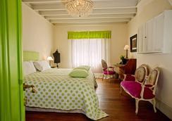 Quinta Miraflores Boutique Hotel - Lima - Kamar Tidur