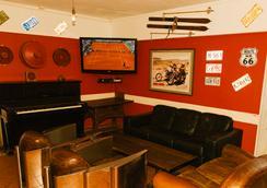 Palmers Lodge Hillspring - Hostel - London - Lounge
