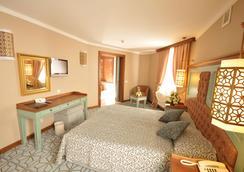 Mirada Del Lago Hotel - Kayseri - Kamar Tidur