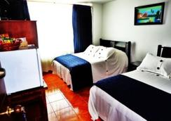 Hotel Casa Sarita - Bogotá - Kamar Tidur
