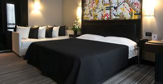 Twentyone Hotel - Roma - Kamar Tidur
