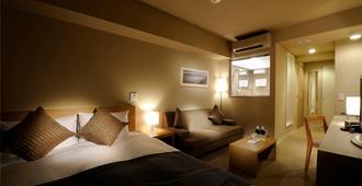 Roppongi Hotel S - Tokyo - Kamar Tidur