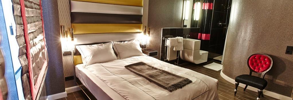 Humboldt1 Palais-Hotel & Bar - Cologne - Bedroom