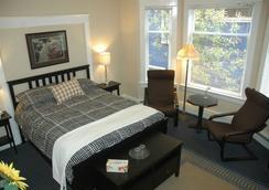 Douglas Guest House - Vancouver - Kamar Tidur