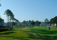 Myrtlewood Villas - Myrtle Beach - Lapangan golf
