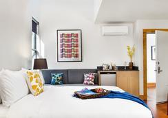 Heywood Hotel - Austin - Kamar Tidur