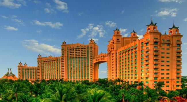Atlantis Royal Towers Autograph Collection - Nassau - Building