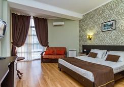 Hotel Pontos - Anapa - Kamar Tidur